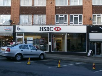 HSBC Oxted