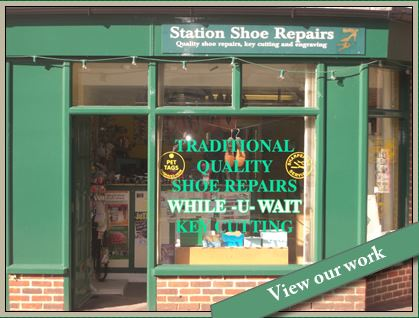 Oxted Shoe Repairs