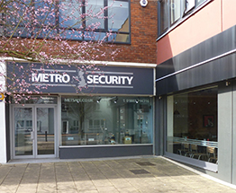 Met Safe Oxted