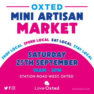 Oxted Mini Market @ Station Road East & West, Oxted